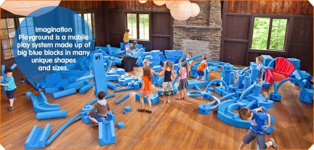 Imagination Playground Tulsa -Daycare Center